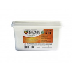 Kwasek Cytrynowy 5 kg