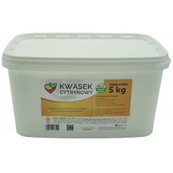Kwas Kwasek Cytrynowy 5 kg...